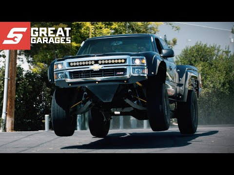 Kibbetech Off-Road | Snap-on Great Garages™