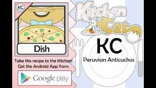 KC Peruvian Anticuchos YouTube video