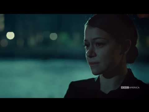 Beth on the Bridge | Orphan Black Top Moments | BBC America