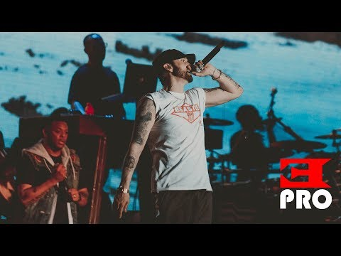 Eminem & Royce 5'9 - Fast Lane [Bad Meets Evil] (Firefly Music Festival, 16.06.2018) EPro Exclusive