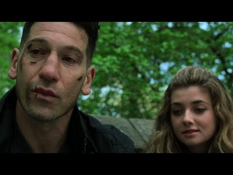 Marvel's Punisher Season 2 Frank and Amy 'I always think about her. But she's gone.'' [1080p]