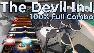 Video Slipknot - The Devil In I 100% FC (Expert Pro Drums RB4) MP3, 3GP, MP4, WEBM, AVI, FLV Oktober 2018