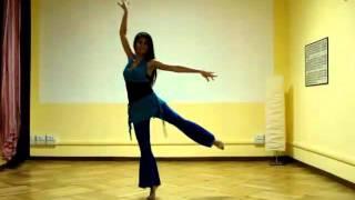Danza del ventre online - sequenza intermedio/avanzato stile Sharqi!!!