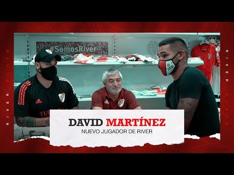 David Martínez, de regreso en su casa