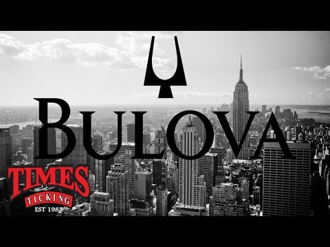 , title : 'The History Of The Bulova Watch Company'