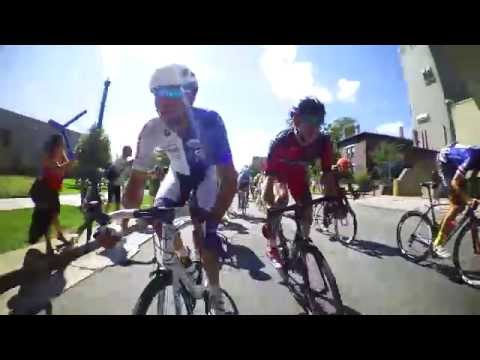 the pro - BMC's Tejay van Garderen having locked in the overall win for the USA Pro Challenge he leads out his teammate in an amazing sprint finish. Watch this amazing show of teamwork to lock in the...