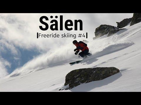 Off Piste Skiing In Sälen (Trysil/Hundfjället/Tandådalen/Kläppen) I Freeride Skiing #4