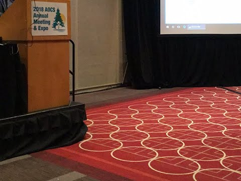AOCS Annual Meeting - Live - Dietary Lipids and the Gut Microbial Part 1