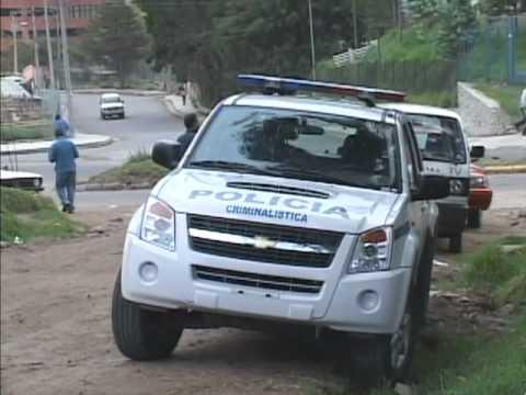 DELINCUENTES ABATIDOS POR LA POLICIA AL HUIR