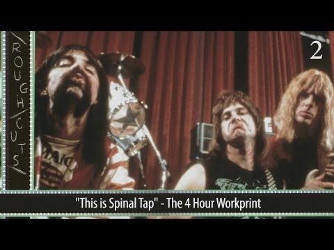 """""""This is Spinal Tap"""" The 4-Hour Workprint - Rough Cuts"""