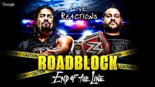 Nonton Live Reactions    Wwe Road Block  End Of The Line Film Subtitle Indonesia Streaming Movie Download
