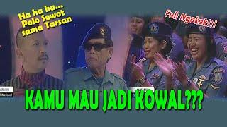 Video Wkwkwk... Tarsan Sok Wibawa Jadi Calo Prajurit | Lawak Kamera Ria Sabtu 14 Januari 2017 MP3, 3GP, MP4, WEBM, AVI, FLV Oktober 2018