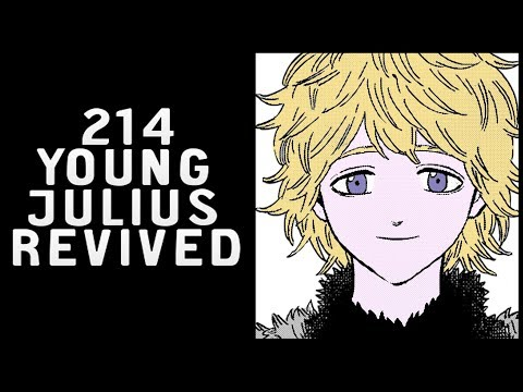 Young Julius Revived | Black Clover Chapter 214 Review