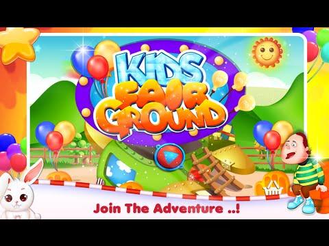 Video of Kids Fair Ground
