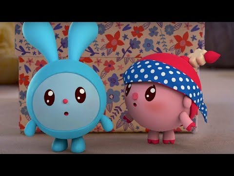Малышарики - Жмурки 🙈- серия 78- обучающие мультфильмы для малышей 0-4 (видео)