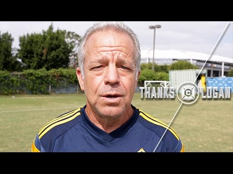 Video: Dave Sarachan's Tribute to Chicago Fire's Logan Pause | #ThanksLogan