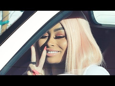 Blac Chyna Reacts To YBN Almighty Jay Fight After Losing His Chain? | Hollywoodlife
