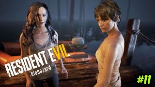 ÇOK ZOR BİR TERCİH!!  Resident Evil 7: Biohazard #11 [Türkçe]