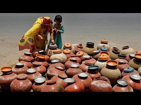 Ινδία: Στους 51 βαθμούς ο υδράργυρος