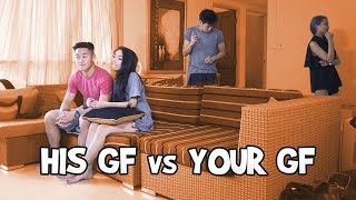 Video His Girlfriend vs Your Girlfriend MP3, 3GP, MP4, WEBM, AVI, FLV Oktober 2018