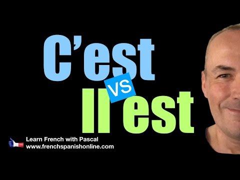 cest auf Französisch