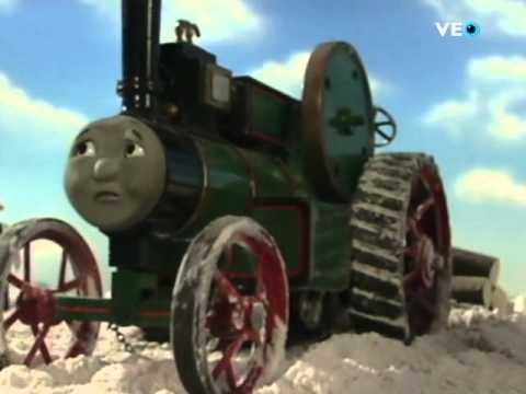 Thomas y Sus Amigos - El Nuevo Silbido de Percy