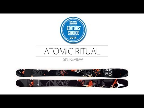 2014 Atomic Ritual Ski Review - Men's Powder Editors' Choice