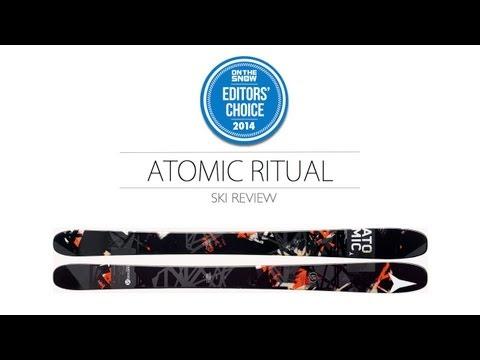 2014 Atomic Ritual Ski Review - Men's Powder Editors' Choice