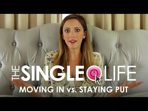 Dating Tips: When to Move in vs. When to Stay Put — The Single Life
