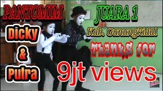 Video JUARA 1 PANTOMIM DICKY PUTRA TINGKAT KABUPATEN GUNUNGKIDUL MP3, 3GP, MP4, WEBM, AVI, FLV Januari 2019