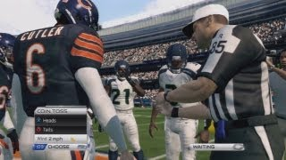 Madden NFL 25 - Bears vs. Seahawks