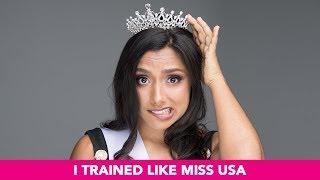 Video I Trained Like Miss USA For 60 Days (PART 1) MP3, 3GP, MP4, WEBM, AVI, FLV November 2018