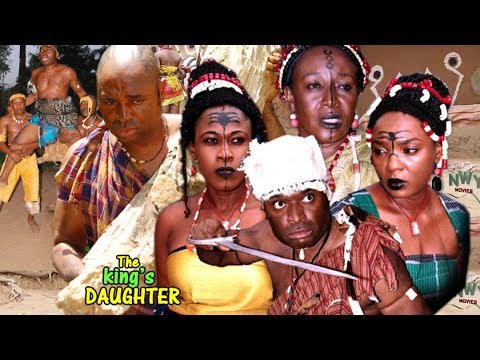The King's Daughter 3&4 - Chioma Chukwuka Latest 2018 Nigerian Nollywood Movie Ll African Movie