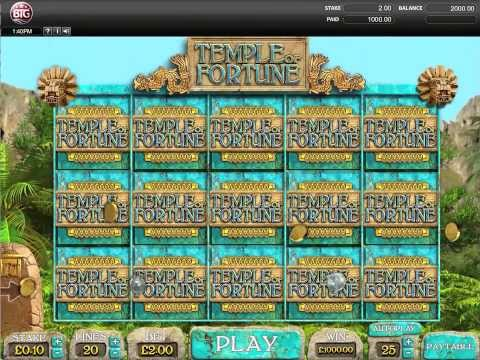 Temples Of Fortune HD