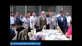 Zeytinburnu Belediyesi Merkezefendi Sokakİftarı Konuk Ak Parti Genel Başkan Yrd  Süleyman Soylu