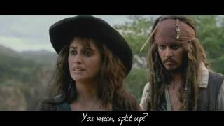 HD Pirates Of The Caribbean On Stranger Tides  Best Quotes Part 2
