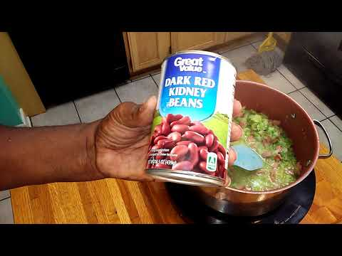 Red Beans & Rice - Simple Cooking With Eric