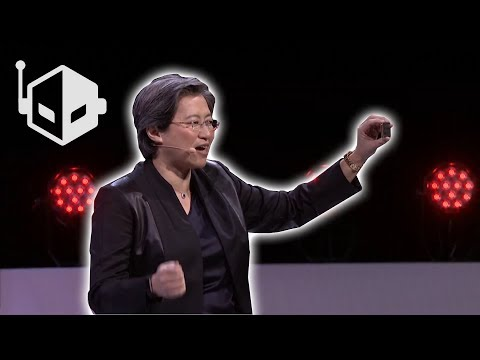 AMD Next Horizon Recap: Radeon RX 5700 XT and Ryzen 9 3950X Announced
