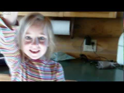 5 Year Old Girl Picks A Master Lock in Under A Minute