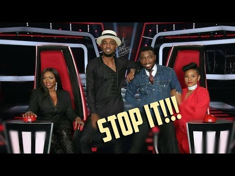 The Voice Nigeria Should Stop This!!! (BLIND AUDITIONS)