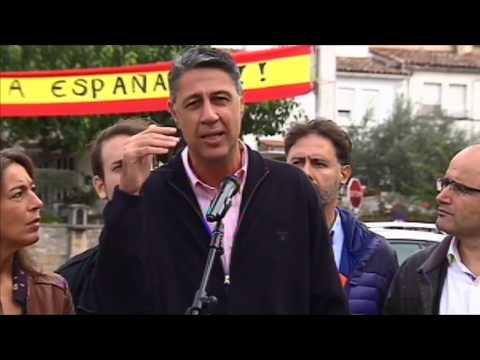 """Albiol: """"El 21D tenemos la oportunidad de poner punto y final al independentismo"""""""