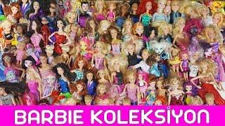 Video Barbie Oyuncak Bebek Koleksiyonu | EvcilikTV Barbie Bebek Videoları MP3, 3GP, MP4, WEBM, AVI, FLV November 2017