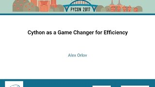 Nonton Alex Orlov   Cython as a Game Changer for Efficiency   PyCon 2017 Film Subtitle Indonesia Streaming Movie Download