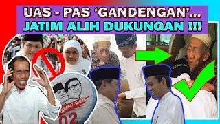 Video DUKUNGAN UAS KE PRABOWO, H4B1S1 SUARA PET4H4NA DI JATIM ! #INDONESIAMENANG MP3, 3GP, MP4, WEBM, AVI, FLV April 2019