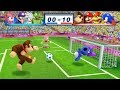 Mario amp Sonic At The London 2012 Olympic Games Footba