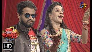 Hyper Aadi Raising Raju Performance  Jabardasth  12th July 2018  ETV  Telugu