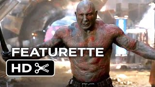 Guardians of the Galaxy, Featurette- Dave Bautista