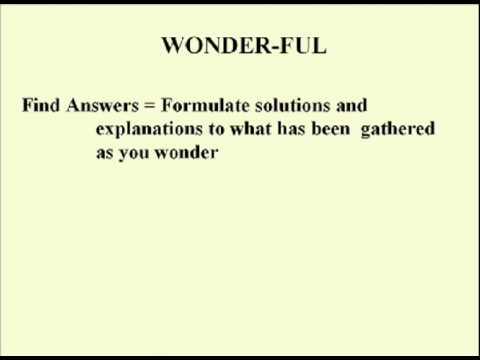 ENG 352 Technisches Schreiben - 21 - Wunderbar Tl. 3 Antworten suchen, verstehen, lernen