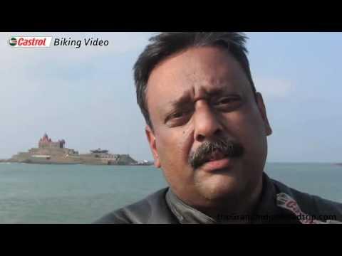The Grand Indian U-Turn: xBhp Castrol GIR Team Reaches Kanyakumari