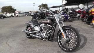 1. 953237 - 2014 Harley Davidson CVO Softail Breakout FXSBSE - Used motorcycle for sale